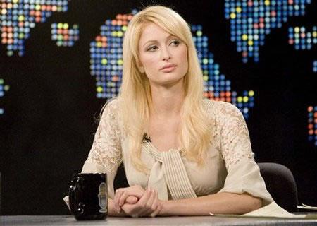 Entrevista Paris Hilton por Larry King 2