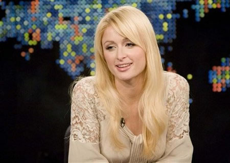 Entrevista Paris Hilton por Larry King 3