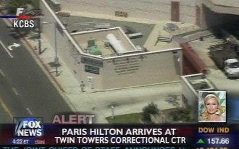 Paris Hilton de vuelta en la cárcel 6