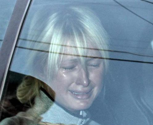Paris Hilton de vuelta en la cárcel 4