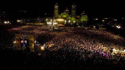 Shakira rompe record en México