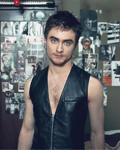 Daniel Radcliffe en portada 1