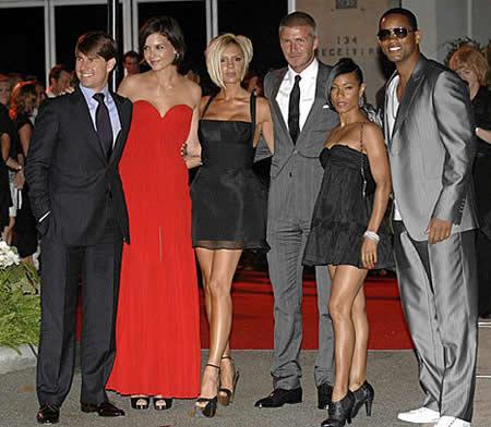 Fiesta de bienvenida Beckham 3