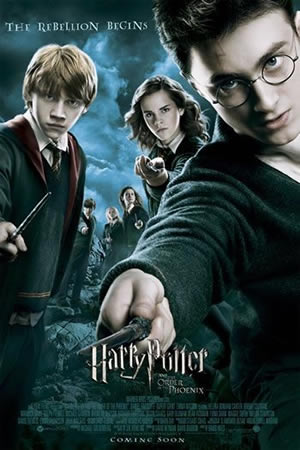 Harry Potter vence en taquilla