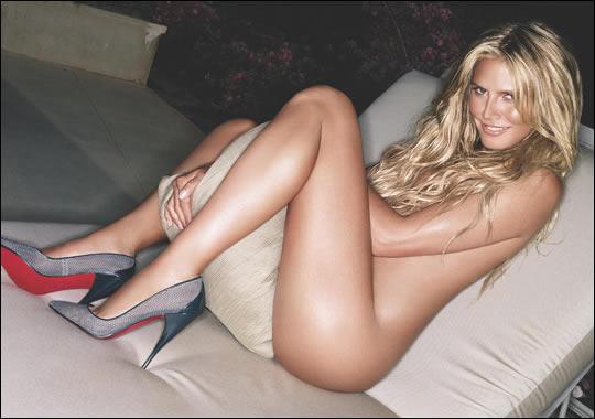 Heidi Klum desnuda 2