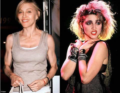 Madonna luce muy acabada 2