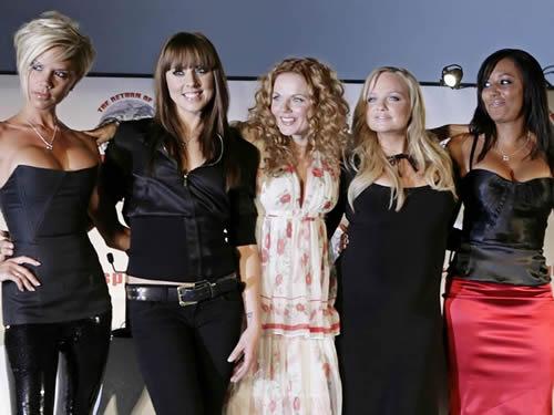 Spice Girls anunciaron su retorno 5