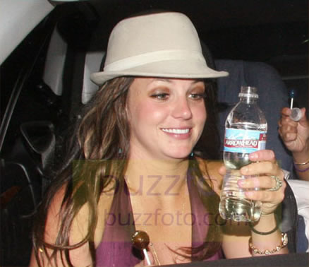 Britney Spears consume marihuana