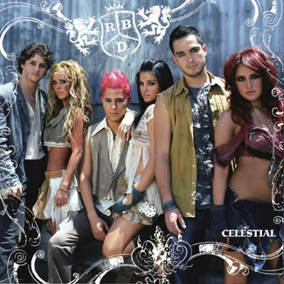RBD comenzó a grabar su tercer disco