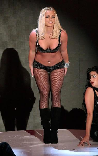 Britney Spears quiere intentarlo de nuevo