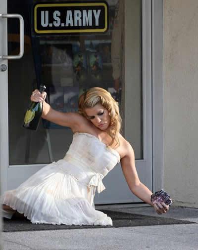 Jessica Simpson sufrió un colapso 2