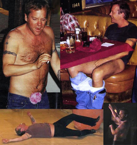 Kiefer Sutherland fue arrestado