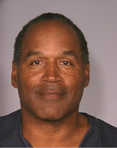 Arresto de O.J. Simpson