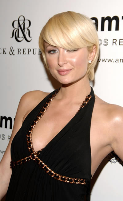 Paris Hilton visitará Ruanda