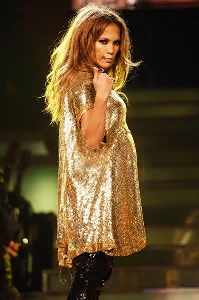 Jennifer Lopez Más panzona que nunca