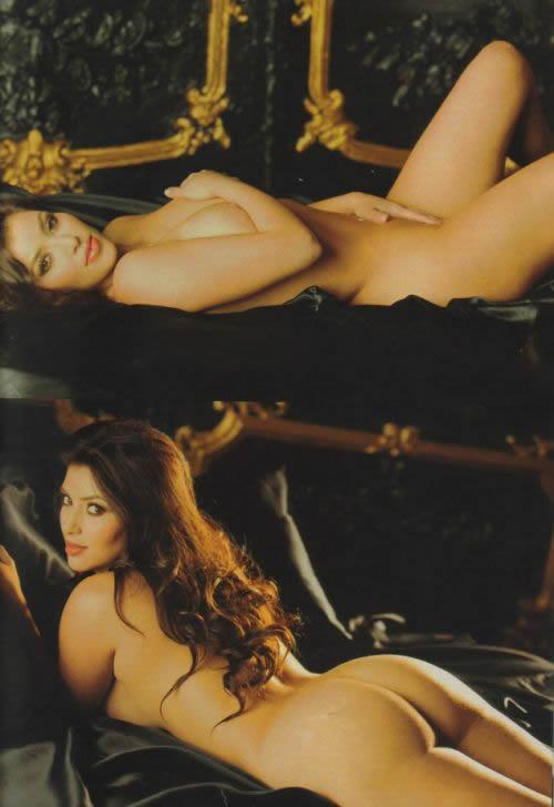 Kim Kardashian en Playboy 4