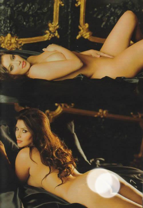 Kim Kardashian en Playboy 4c