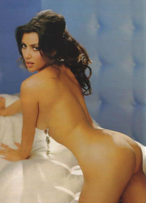 Kim Kardashian en Playboy 5