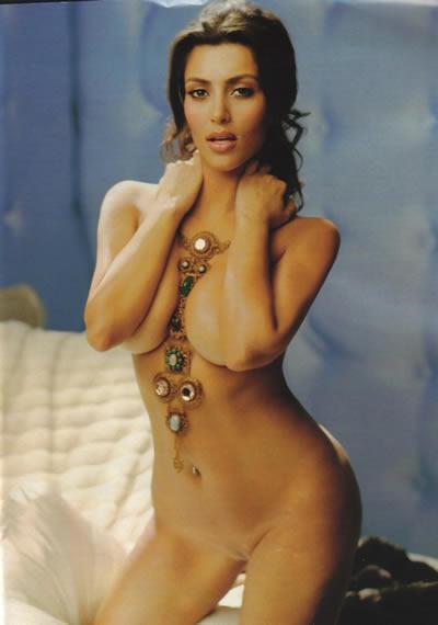 Kim Kardashian en Playboy 6