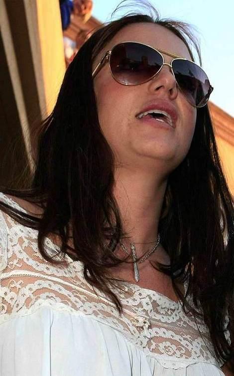 Nuevos labios de Britney