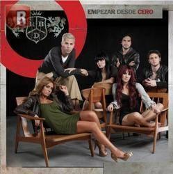 Portada del nuevo disco de RBD