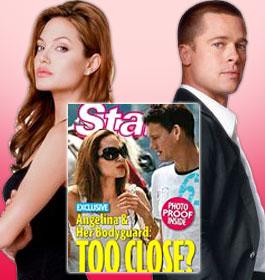 Angelina Jolie tiene otro romance