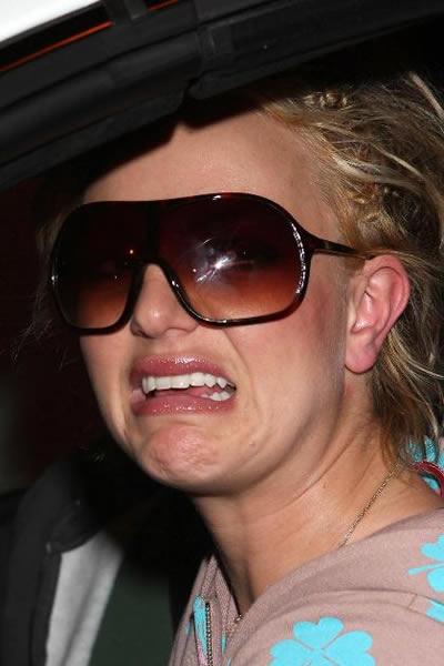 Britney falló otro examen de drogas