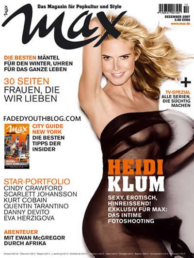 Hot Heidi Klum