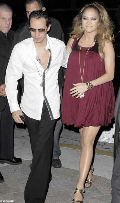 Jennifer Lopez - Súper hinchada