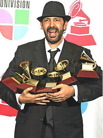 Lo mejor del Latin Grammy 2007
