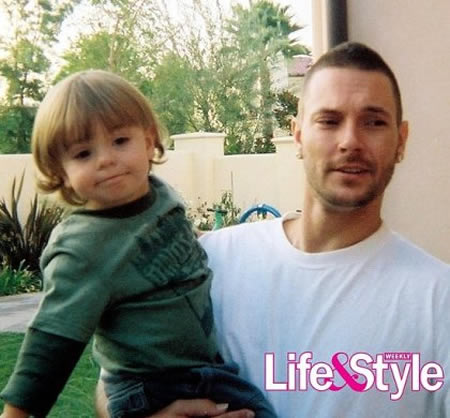 hijos de Britney en portada