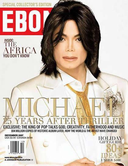 Michael Jackson en portada 3