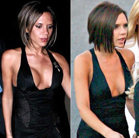 Victoria Beckham remodeló sus lolas 2