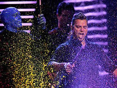 Lo mejor del Latin Grammy 2007 3