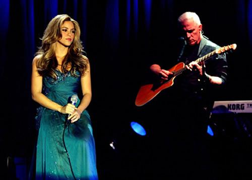 Shakira - Premier El amor en los tiempos del cólera