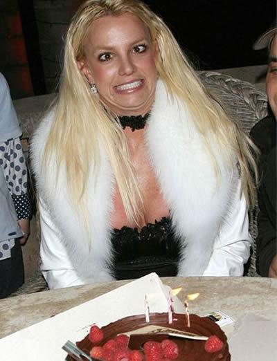 cumpleaños de Britney