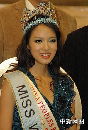 La mujer más bella del Mundo 2007