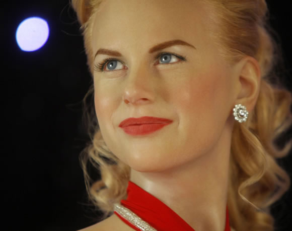 La figura de Nicole Kidman