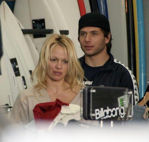 Pamela Anderson ya no se divorcia