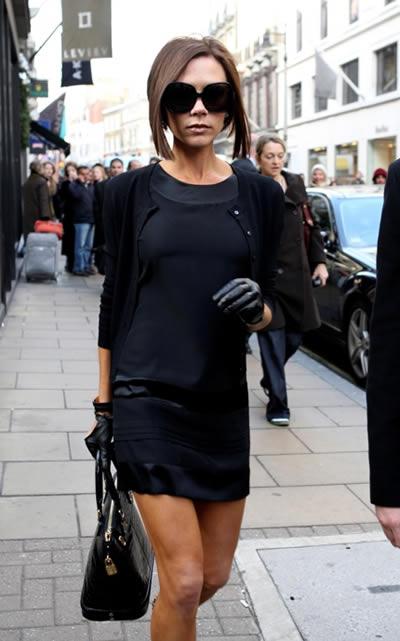 Victoria Beckham como jurado