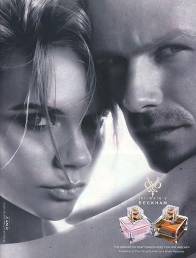 Quieres oler como un Beckham