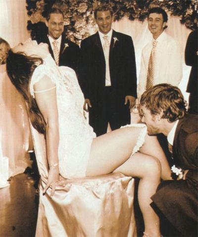 Britney vestida de novia