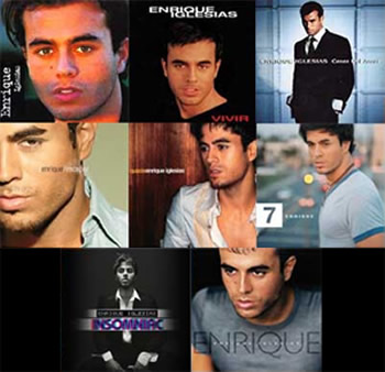 Enrique Iglesias album de exitos