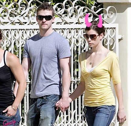 Justin Timberlake engañó a su novia