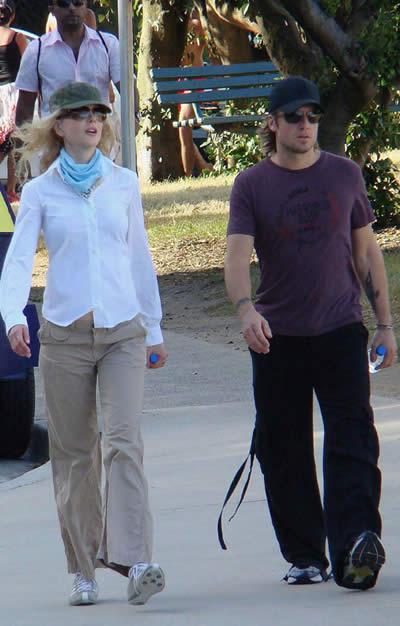 Confirmaron el embarazo de Nicole Kidman