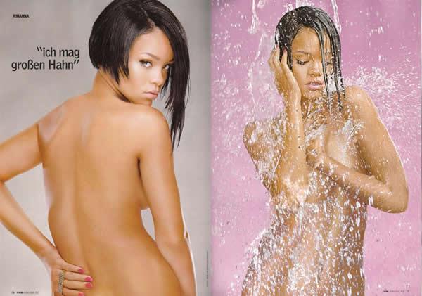 Rihanna desnuda 2