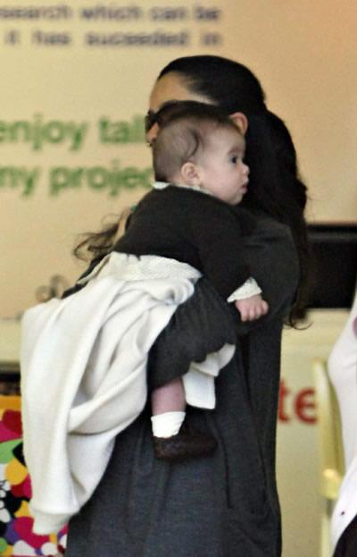 Salma Hayek y su hija Valentina 3