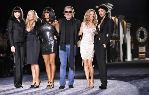 Las Spicegirls aman la moda 3