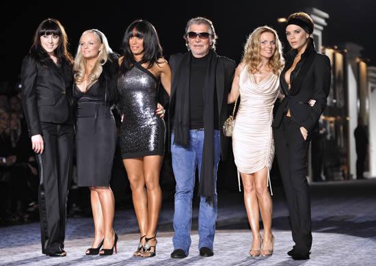 Las Spicegirls aman la moda