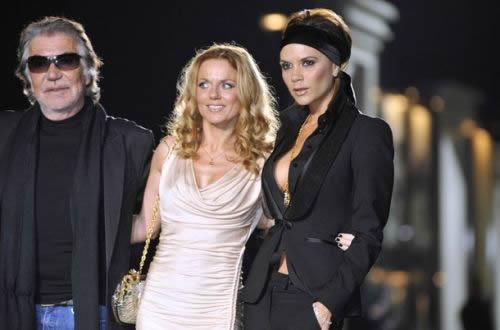Victoria Beckham vomitó en pleno escenario